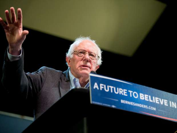 'They think he's too left, too old, too unknown. Everyone should think again.' https://t.co/mMFsBq29FV #FeelTheBern https://t.co/iiK5f9KkR1