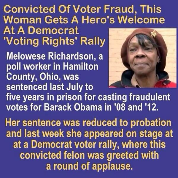 @jko417 @DrMartyFox We should be so lucky that only those registered to vote, voted!  Demonrats honor voter fraud! https://t.co/dqybP7dmNv