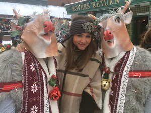 Brooke Vincent's Blog: Christmas holiday, gifts and New Year's resolutions!