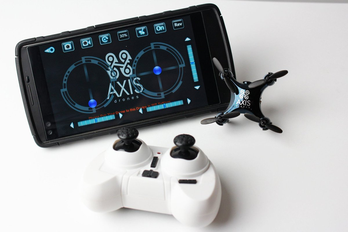 Vidius: The World's Smallest First Person View Camera Drone on @ProductHunt https://t.co/akGubaYfNW #drone #tech https://t.co/sPHzSkxmGe