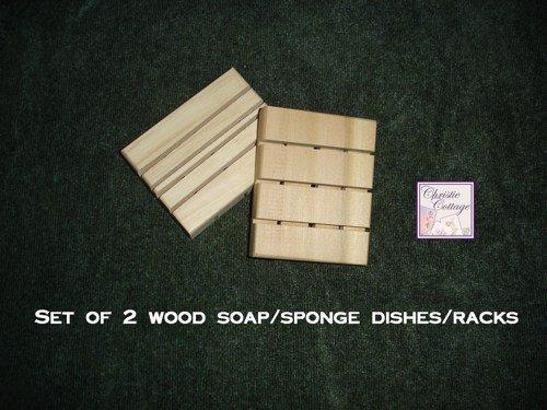 Wood Soap Dish, Sponge Rack, Set of 2, Business Card Holder https://t.co/HpAQ0SQNp7 via @sharethis #CCfrnds https://t.co/8EdK4HcDMa