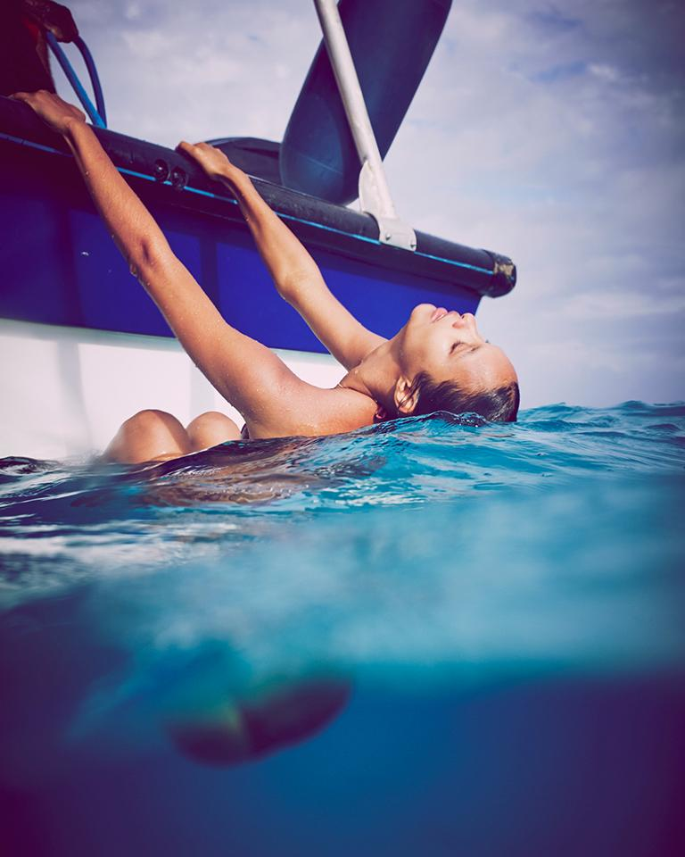 Testing the waters…new #VSSwim is coming soon. ???? #OwnTheBeach https://t.co/7DKVyzPr4L