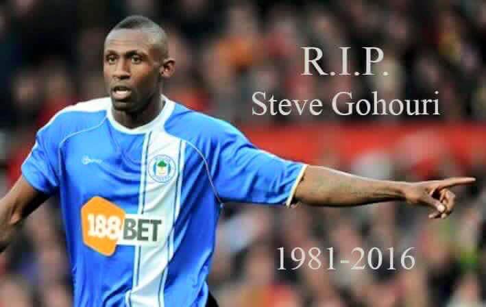 Absolutely devastated to hear about the death of my friend and former team mate. RIP Bro.