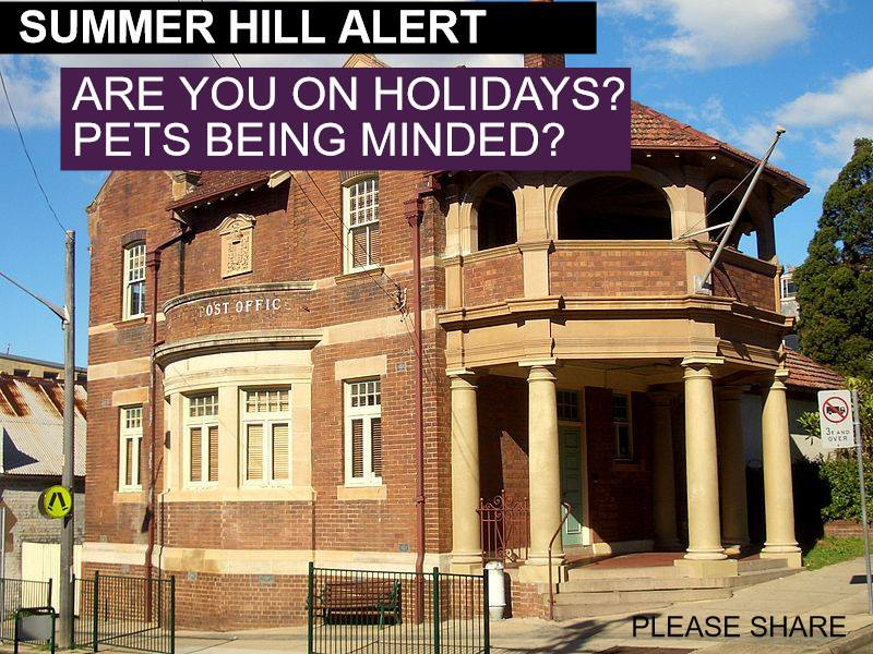 URGENT Summer Hill Area. On hols/pets in care? Sitter had stroke - https://t.co/yTw0MsEFSy #summerhillpetemergency https://t.co/ZMhco08m4Y