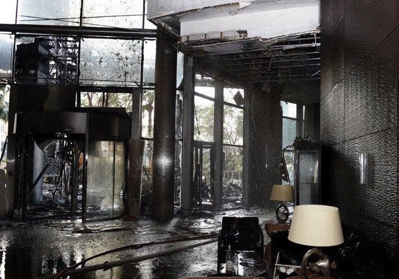 Dutco Group to restore #Dubai's fire-hit #AddressHotel: https://t.co/ntvtjISlP3 https://t.co/50fwJbtNxk