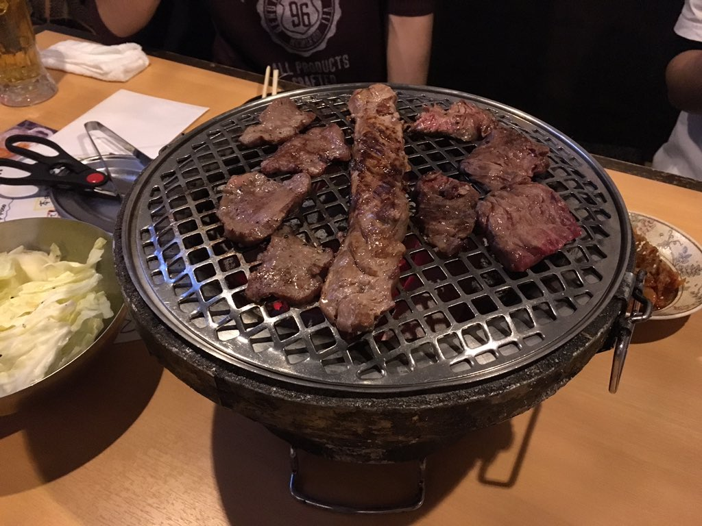 焼肉なー https://t.co/2m6erIiDpU