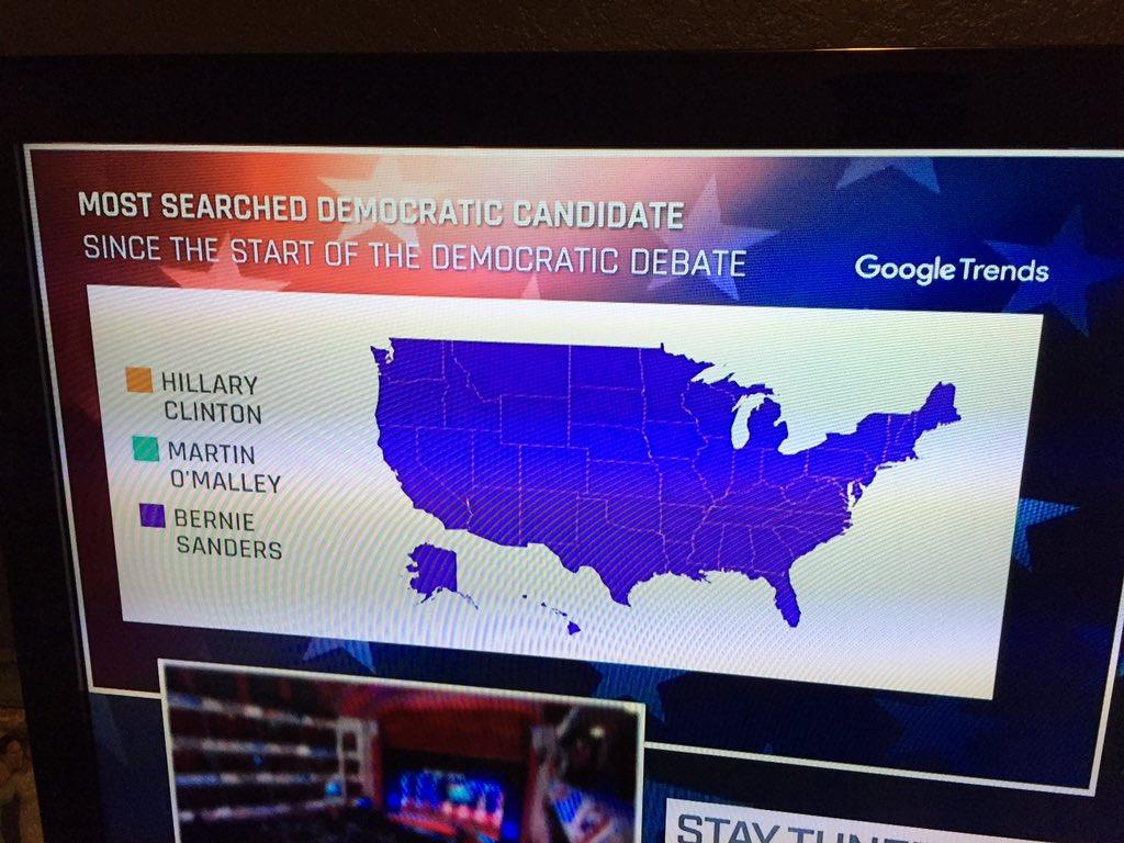 Is this real?? Holy crap. #DemDebate #BernieSanders #YouTube #nbcdebate https://t.co/O9OnU7ZBSQ