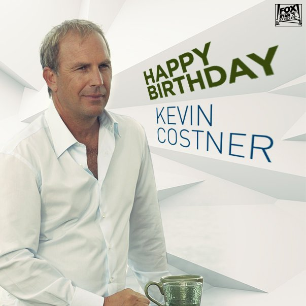 Kevin Costner's Birthday Celebration