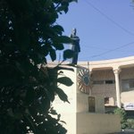 #صباح_الورد من وسط العاصمة بغداد عند تمثال المرحوم #عبد_الكريم_قاسم ابعثوا لنا صور من بغداد واحنا ننشرها???? #BGHlife https://t.co/2k4n2egdgF