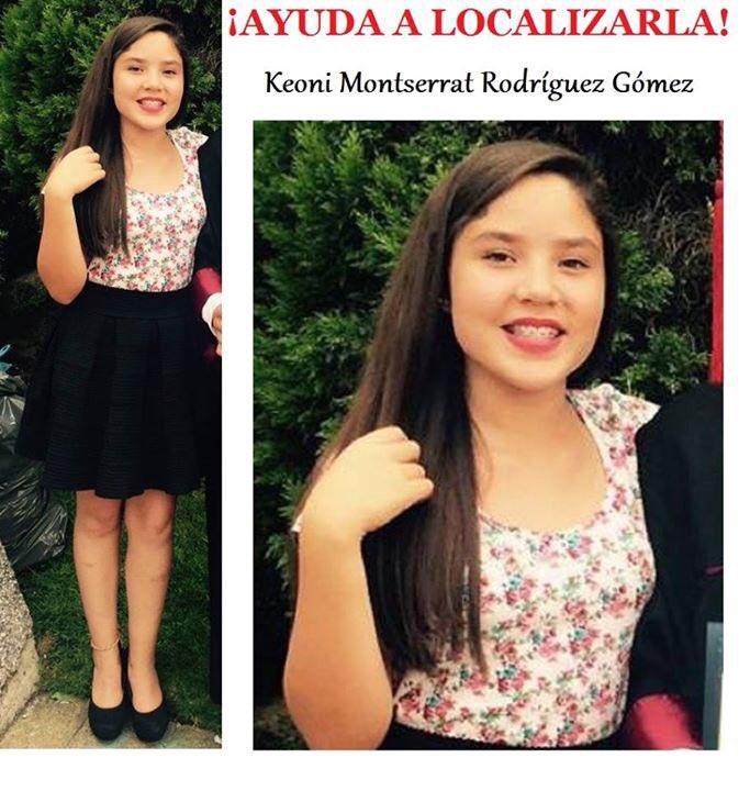 #AlertaAmber  Desapareció en Loma Bonita Ejidal, GDL. Tiene 13 años y 1.55 m  Si la han visto, avisen a @perliux https://t.co/RwoVCU8IXX