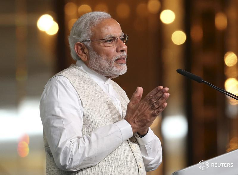 PM #Modi launches $1.5 bln fund in push to support start-ups https://t.co/gvKQEAZQJn https://t.co/DbVUiqlmxK