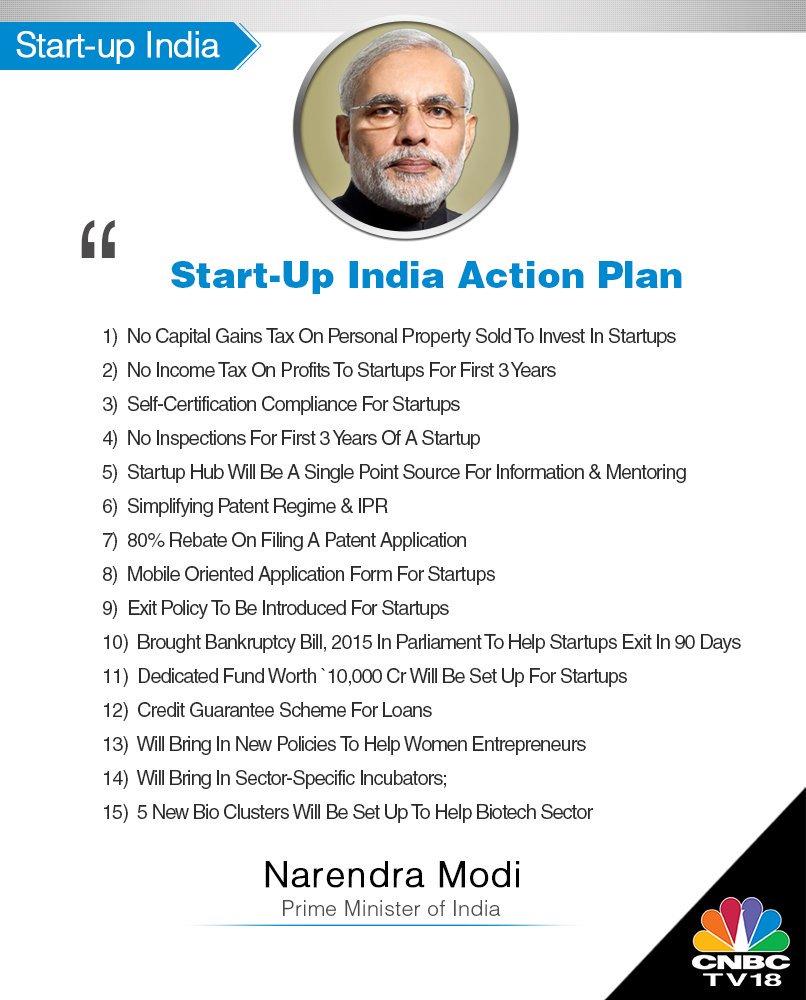#StartupIndia action plan https://t.co/NQxXN5Rofr