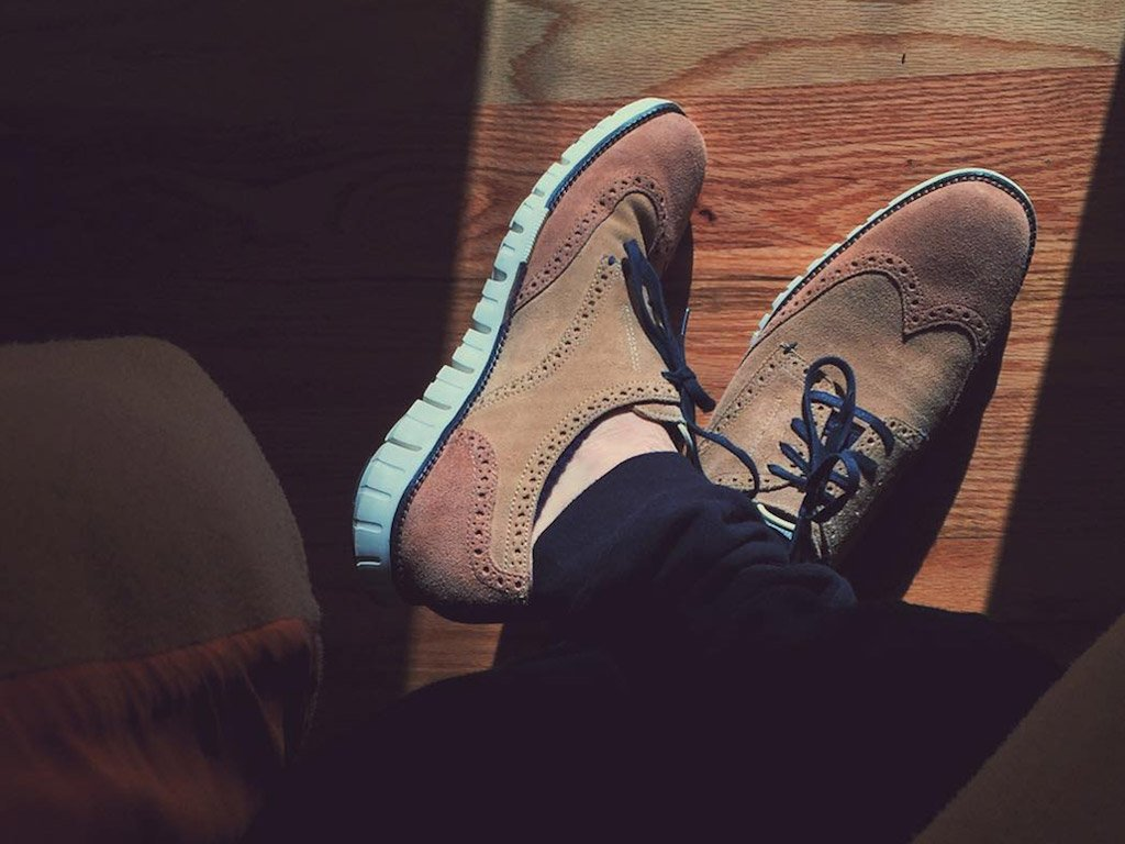 Where are you going when you're not going to the office? Tell us with #ColeHaan.   Photo by: Enrico Dall https://t.co/EdPimNBN2t