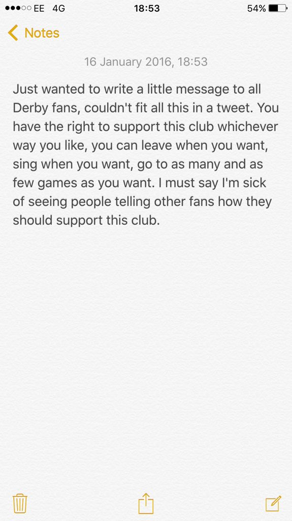 Couldn't fit this in a tweet, so just made a little note to all #dcfc fans. https://t.co/HPDG11qMDQ