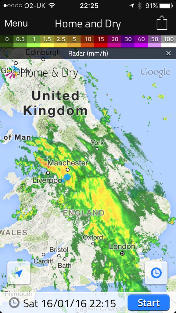 Snow pushing east tonight... Icy Sunday on its way. @BBCLeeds @BBCYork https://t.co/4gaRONKlpD