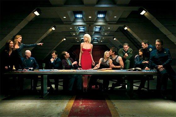*Battlestar Galactica* https://t.co/Woc3ogkGsJ #arts #scifi #tv #series https://t.co/KN0EfdhOHp