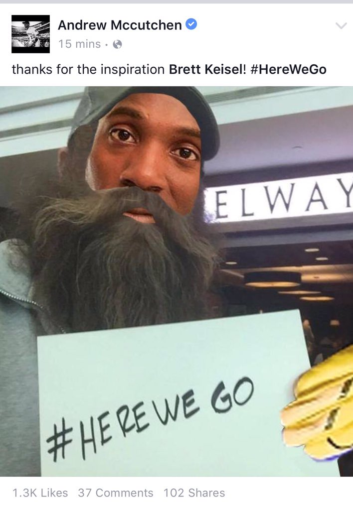 @bkeisel99 - Look familiar? Thanks @TheCUTCH22! #HereWeGo @Pirates https://t.co/V2pgvWFYf5