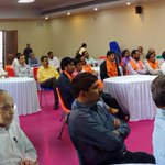 RT @AShetty84: Dr @Swamy39 speaking and answering Q&A at a breakfast meeting in Nashik now https://t.co/gm8fwEKcGd