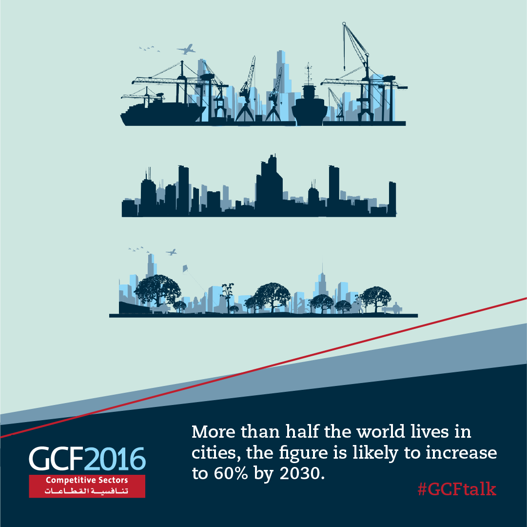 How can we turn cities into great engines of innovation and models of sustainability?  Learn more at #GCFTalk https://t.co/TsTMulUeyk