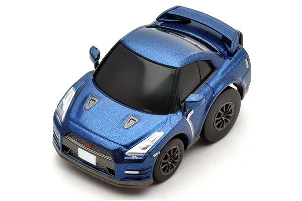ジャイロゼッターの復活を願っている者達は、チョロQZEROとトミカリミテッドビンテージで発売される紺色のR35の購入をオ