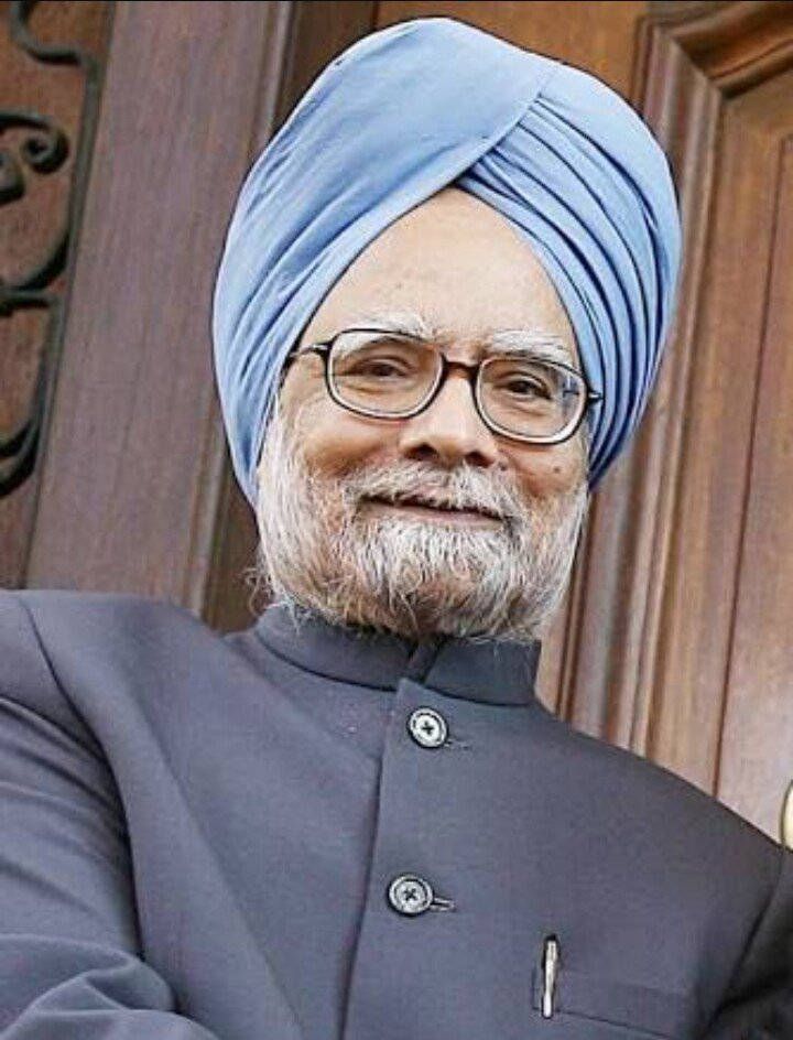 This is Dr. MMS. He got much done, without saying much. Or creating a fuss. Or taking selfies. Be like Dr. MMS. https://t.co/dfcfh6wvjT