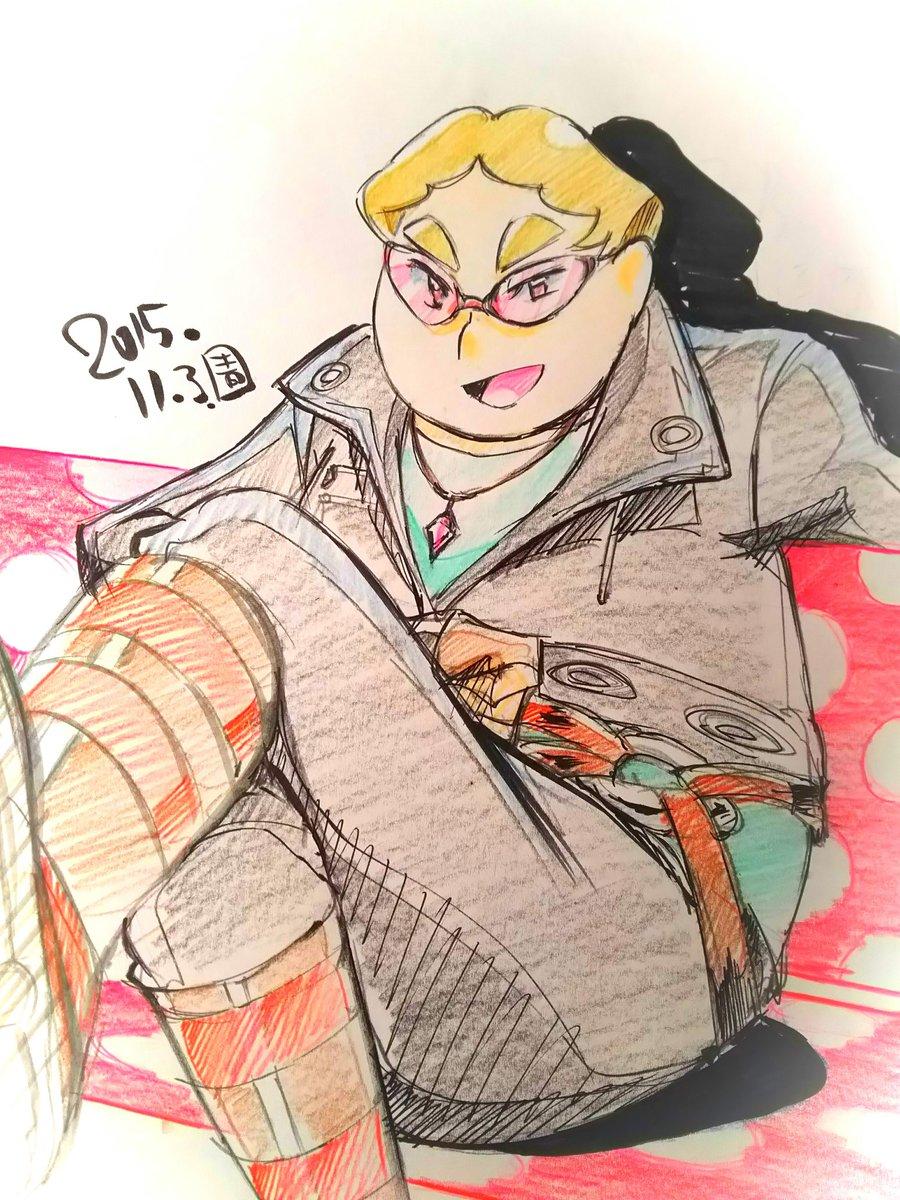 コレオ(グラファー)のユヅルです☆ブレビ12話に僕の親類がお邪魔してました☆#ブレイブビーツ  #トライブクルクル