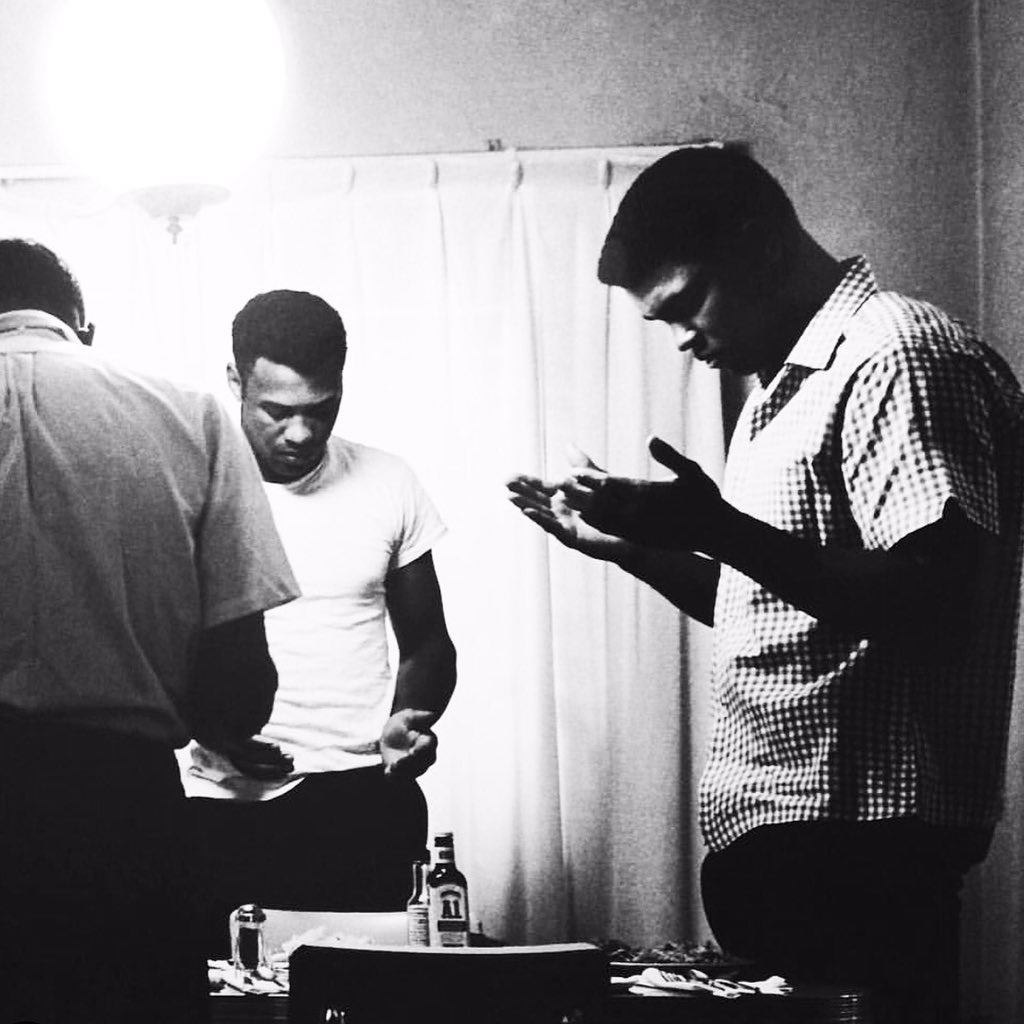 Happy birthday to the champ, @MuhammadAli https://t.co/iqcDApDmy5