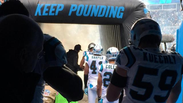 HALF: #Panthers 31, #Seahawks 0. Total Yards: CAR 220; SEA 123 Turnovers: CAR 0, SEA 2 https://t.co/hLTYHbeS3l https://t.co/HipD21Uasx