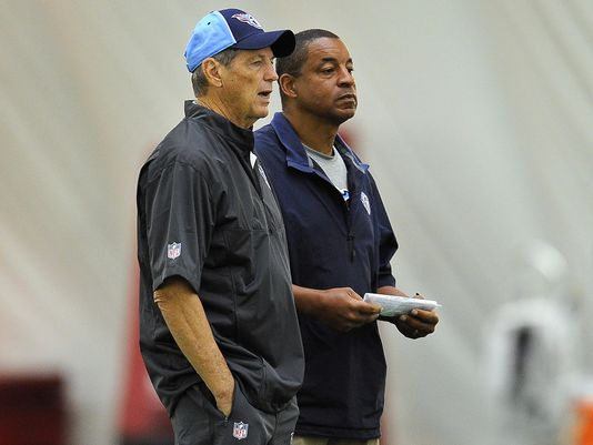 Defensive coordinator Ray Horton 'insulted' by #Titans, will join #Browns https://t.co/hhtnorLZcP https://t.co/Np1A57dJyi