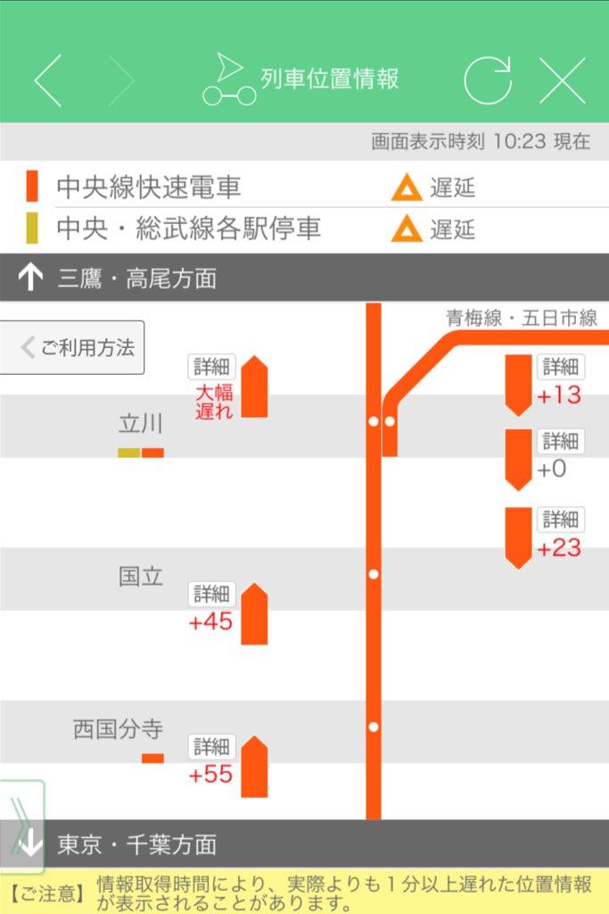 雪などでJRのダイヤが乱れている時は、JR東日本アプリが便利。電車がどこにいるのか、山手線なら空いている車両もわかるので。ちなみにこういう時にアプリに「そこに雪はあるか。」は挑戦的すぎるだろw あるよ!雪! https://t.co/4aEv1comqH