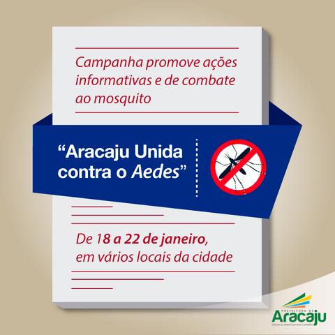 Campanha contra o principal transmissor da Dengue, Chikungunya e Zika Vírus Veja programação https://t.co/lNRZlw9e6E https://t.co/TqePXtu1nF