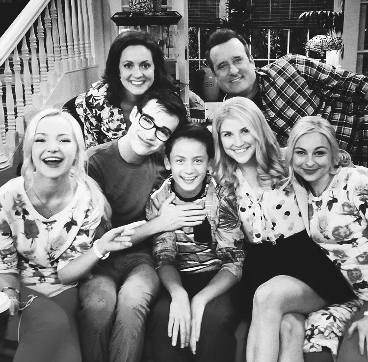 Dove Cameron (@DoveCameron): BABES: new episode of #LivAndMaddie season 3 is on at 8:30 tonight! We're baaaaack, https://t.co/yGHjMvyPSS