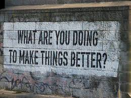 "Whenever I'm tempted to criticize anything... I must ask myself ""what am I doing to make things better?"" ~ #DTN https://t.co/Hz9EDVF0xL"