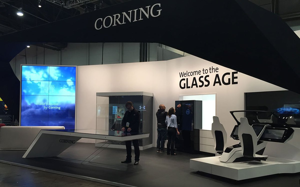 We're almost ready! The #GlassAgeToday is @CES booth 12844 #CES12016 https://t.co/Ow7gVpxscc https://t.co/mONsctPxzQ