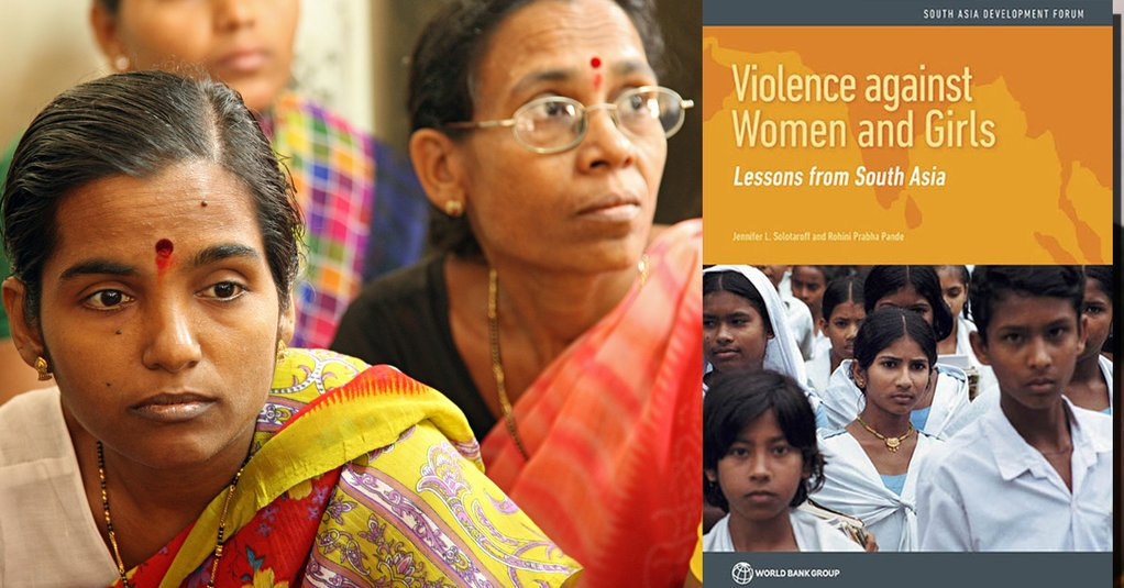 Why is violence against girls & women in S. Asia critical to address? https://t.co/w0v9HI9DXM #endVAWG https://t.co/IALYdMK3zh