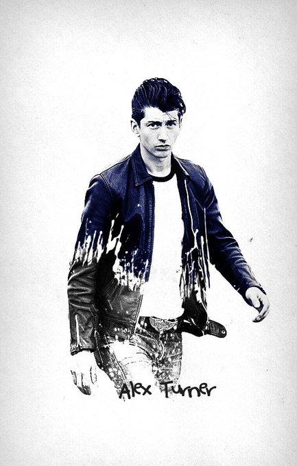 "Happy Birthday - Alexander David \""Alex\"" Turner  (born 6 January 1986)"