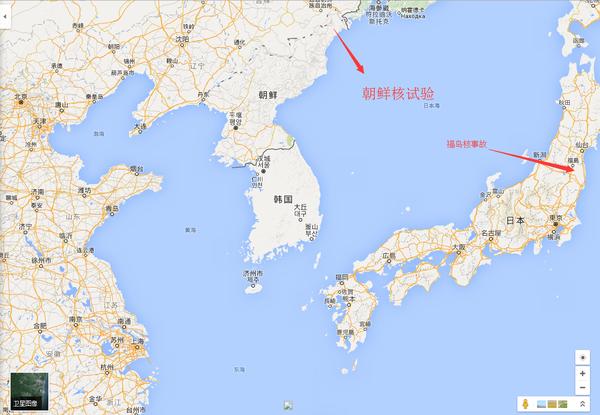 当年福岛核电站出事故,,距离我们那么远,多少人吓得去买盐,不敢吃日本进口的食品。现在朝鲜就在东北的门口试验,网上又有这些智力奇侠们兴高采烈的欢呼。你说中国网络上这都是些什么玩意? https://t.co/ewG2QJitkw