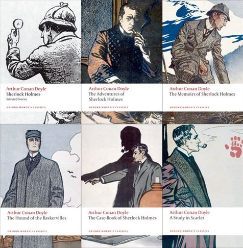 Happy Birthday Sherlock Holmes! Born #OnThisDay 1854. Which stories are your favourites? https://t.co/9eSebx6TuN