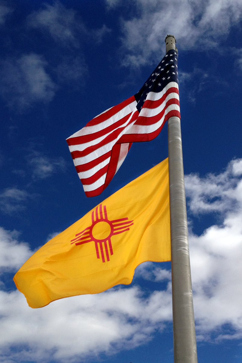 Happy Birthday to the Land of Enchantment! #NM became the 47th state of the union on Jan. 6, 1912. #NewMexicoTrue https://t.co/mCkunji1XD