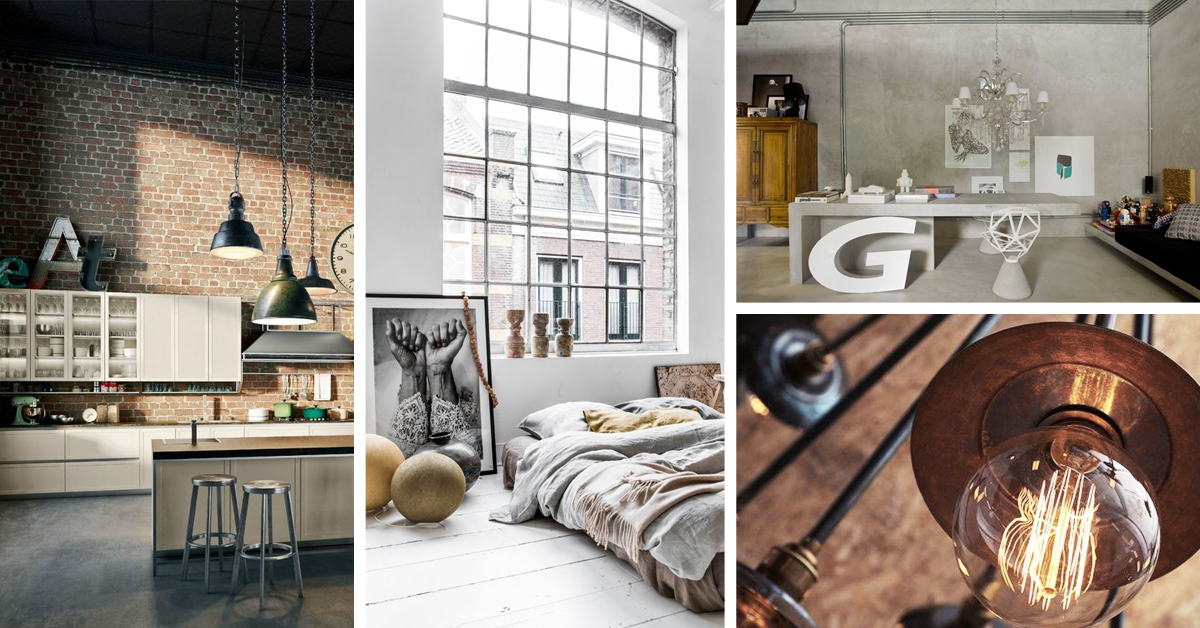 Industrial interiors design addicts? Here you can get inspired! https://t.co/H11n23DjRf #design https://t.co/Nc2lQapbQ8
