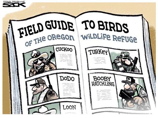 Sack cartoon: Oregon standoff https://t.co/x8hQPd1VIM #UniteBlue https://t.co/AH5p6pqLvR