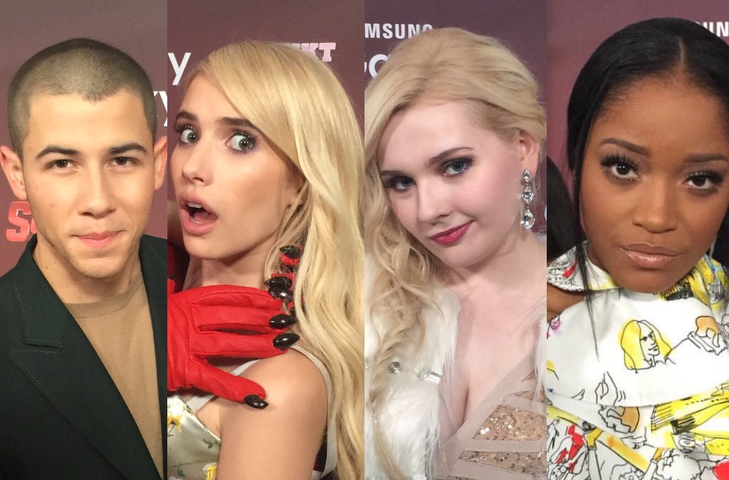 RETWEET if you are glad that @ScreamQueens won favorite new comedy at the #PCAs tonight! ❤️ if you want season 2!