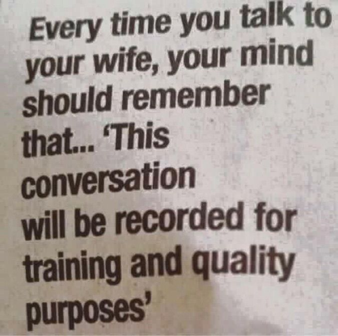 Advice for married people. https://t.co/SD9Y9fjaKg
