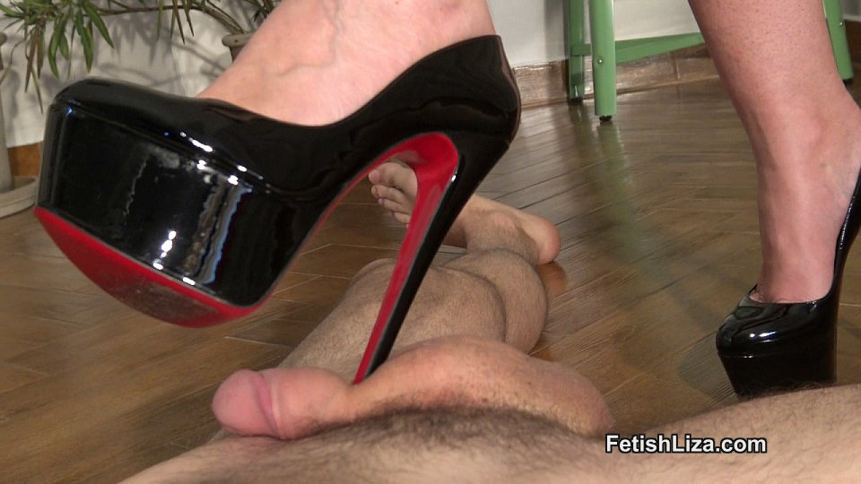 Japanese high heel fetish seems