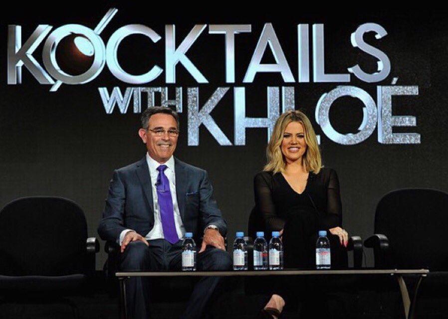 Kocktails With Khloe!! FYI https://t.co/kWROasLjc8