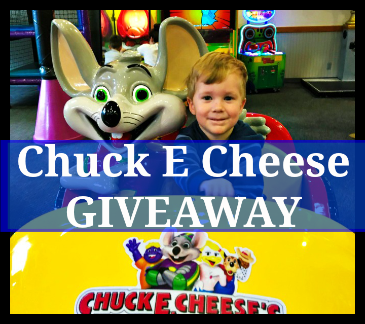 Enter to #win BIG to be a kid again with our @ChuckeCheese #Giveaway!! - https://t.co/dY5ke4t3N4 via @DesireeEaglin https://t.co/YkTVnuiZ1D