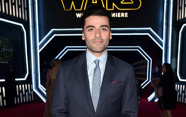 Move over, Benedict Cumberbatch! Oscar Isaac is about to become the Internet's new crush: