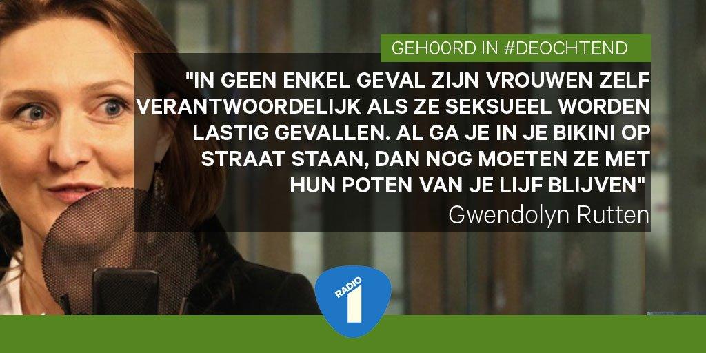 Gehoord in #deochtend: @RuttenGwendolyn https://t.co/HLlDgpee7g https://t.co/SrmylSw6eT