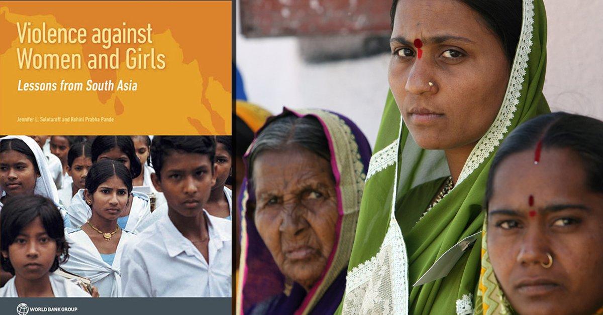 Violence against women & girls is a serious #gender, dev't, & human rights issue: https://t.co/fr8zb1Jjoh #EndVAWG https://t.co/ynNmvTRleR