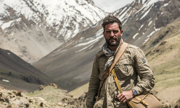 Levison Wood: How I turned my passion for travel into a career https://t.co/qWbz8BvM84 @Levisonwood https://t.co/YLQe55UaxL